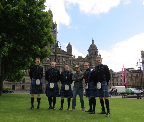 Glasgow ESCÓCIA